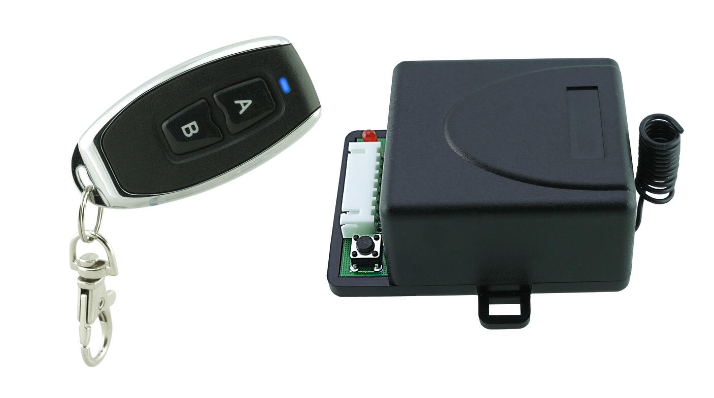 WRC-receiver and transmitter combo