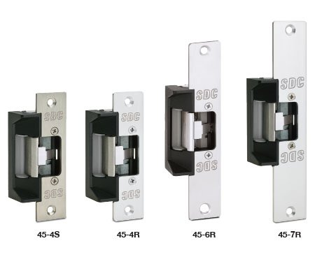 Striking Adaptability: 45 Series Universal Electric Strike